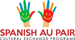 Spanish Au Pair Agency in Ireland Logo